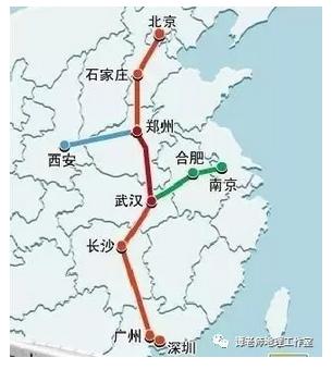 2020高考地理中国十大主要铁路干线知识点1