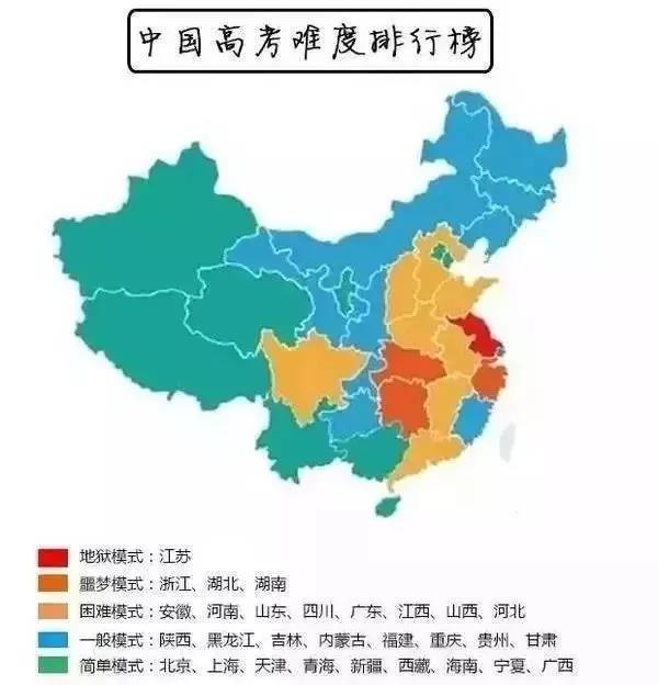 2020高招落幕,明年江苏高考启用全国统一卷图2